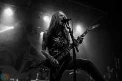 TORONTO, ON - NOVEMBER 28: Children of Bodom performs at Phoenix Concert Theatre in Toronto on November 28, 2017. (Photo: Tyler Roberts/Aesthetic Magazine)