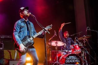 TORONTO, ON - NOVEMBER 24: Daylight For Deadeyes performs at Danforth Music Hall in Toronto on November 24, 2017. (Photo: Tyler Roberts/Aesthetic Magazine)