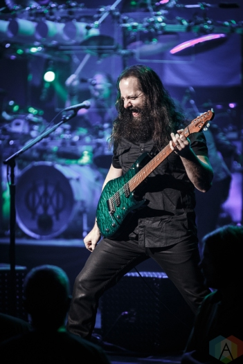 TORONTO, ON - NOVEMBER 12: Dream Theater performs at Sony Centre in Toronto on November 12, 2017. (Photo: Brendan Albert/Aesthetic Magazine)