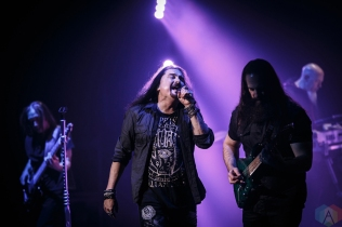 TORONTO, ON - NOVEMBER 12: Dream Theater performs at Sony Centre in Toronto on November 12, 2017