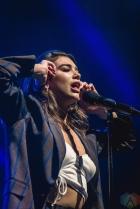 TORONTO, ON - NOVEMBER 22: Dua Lipa performs at Rebel in Toronto on November 22, 2017. (Photo: Anton Mak/Aesthetic Magazine)