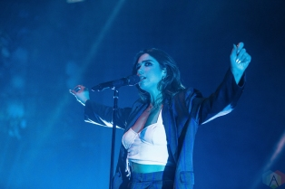 TORONTO, ON - NOVEMBER 22: Dua Lipa performs at Rebel in Toronto on November 22, 2017. (Photo: Anton Mak/Aesthetic Magazine)