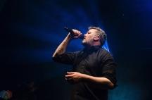TORONTO, ON - NOVEMBER 7: Elbow performs at Danforth Music Hall in Toronto on November 7, 2017. (Photo: Morgan Harris/Aesthetic Magazine)