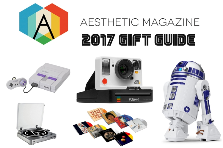 2017 Aesthetic Magazine Gift Guide