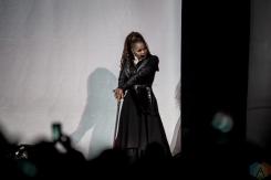 TORONTO, ON - NOVEMBER 2: Janet Jackson performs at Air Canada Centre in Toronto on November 2, 2017. (Photo: Orest Dorosh/Aesthetic Magazine)