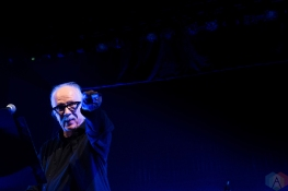 TORONTO, ON - NOVEMBER 12: John Carpenter performs at Danforth Music Hall in Toronto on November 12, 2017. (Photo: Jaime Espinoza/Aesthetic Magazine)