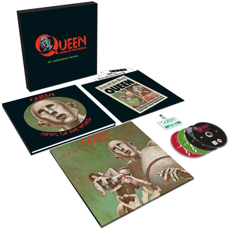 Queen - News of the World (40th Anniversary Edition)