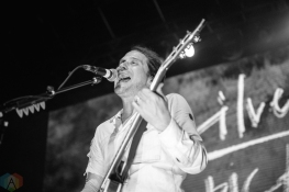 TORONTO, ON - NOVEMBER 12: Silversun Pickups performs at Rebel in Toronto on November 12, 2017. (Photo: Harrison Haines/Aesthetic Magazine)
