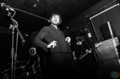 MANCHESTER, UK - NOVEMBER 18: Single Mothers performs at Star And Garter in Manchester on November 18, 2017. (Photo: Priti Shikotra/Aesthetic Magazine)