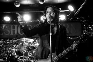 TORONTO, ON - NOVEMBER 29: The Tea Party performs at Horseshoe Tavern in Toronto on November 29, 2017. (Photo: Brendan Albert/Aesthetic Magazine)