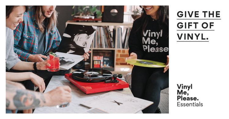 Vinyl Me Please 2017