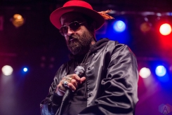 TORONTO, ON - NOVEMBER 22: Yelawolf performs at Phoenix Concert Theatre in Toronto on November 22, 2017. (Photo: Joanna Glezakos/Aesthetic Magazine)
