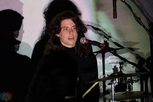 TORONTO, ON - DECEMBER 12: Alvvays performs at Mod Club in Toronto on December 12, 2017. (Photo: Julian Avram/Aesthetic Magazine)