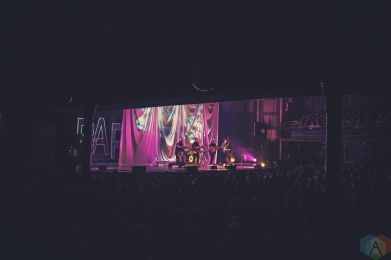 TORONTO, ON - DECEMBER 9: Barenaked Ladies performs at Massey Hall in Toronto on December 9, 2017. (Photo: David Scala/Aesthetic Magazine)