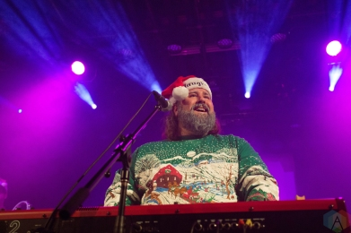 VANCOUVER, BC - DECEMBER 7: Bend Sinister performs at Commodore Ballroom in Vancouver on December 7, 2017. (Photo: Ryan Deasley/Aesthetic Magazine)