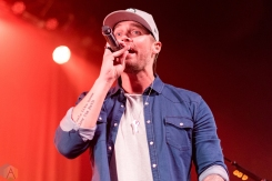 DETROIT, MI - DECEMBER 1: Brett Young performs at Majestic Theatre in Detroit on December 1, 2017. (Photo: Jen Boris/Aesthetic Magazine)