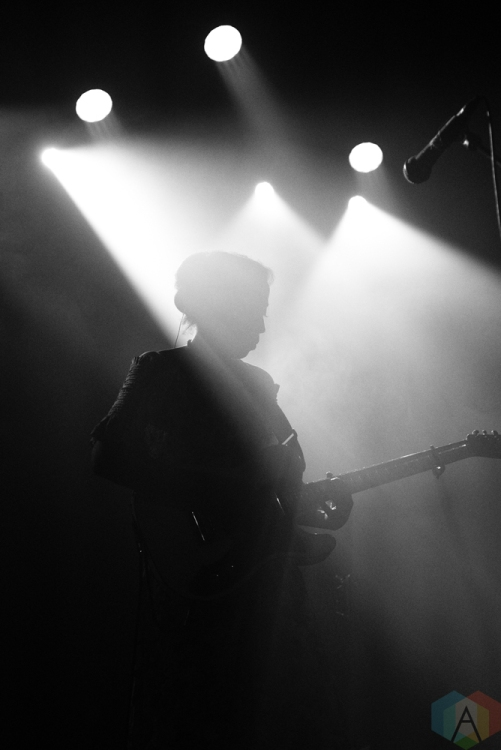 TORONTO, ON - NOVEMBER 30: Cold Specks performs at Mod Club in Toronto on November 30, 2017. (Photo: Morgan Hotston/Aesthetic Magazine)