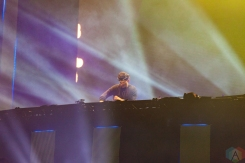 VANCOUVER, BC – Destructo performs at BC Place in Vancouver during Contact Winter Music Festival on December 27, 2017. (Photo: Ryan Deasley/Aesthetic Magazine)