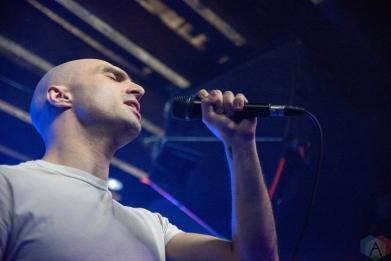 TORONTO, ON - DECEMBER 14: Devon Welsh performs at Velvet Underground in Toronto on December 14, 2017. (Photo: Jaime Espinoza/Aesthetic Magazine)