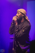 TORONTO, ON - Goldlink performs at Mod Club in Toronto on December 29, 2017. (Photo: Anton Mak/Aesthetic Magazine)