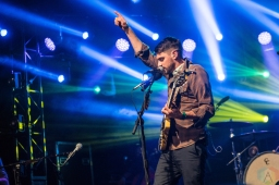 TORONTO, ON - DECEMBER 17: Hey Rosetta performs at Phoenix Concert Theatre in Toronto on December 17, 2017. (Photo: Morgan Harris/Aesthetic Magazine)