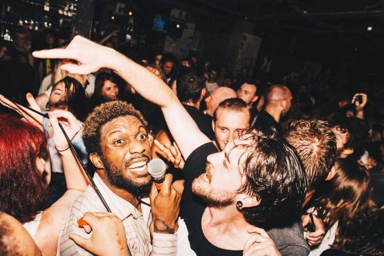 ho99o9 in manchester, 2017