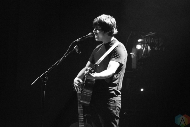 TORONTO, ON - DECEMBER 2: Jake Bugg performs at Danforth Music Hall in Toronto on December 2, 2017. (Photo: Morgan Hotston/Aesthetic Magazine)