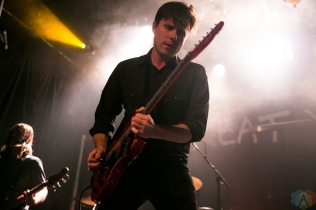 TORONTO, ON - DECEMBER 5: Jimmy Eat World performs at Phoenix Concert Theatre in Toronto on December 5, 2017. (Photo: Alyssa Balistreri/Aesthetic Magazine)
