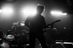 TORONTO, ON - DECEMBER 5: Jimmy Eat World performs at Phoenix Concert Theatre in Toronto on December 5, 2017. (Photo: Alyssa Balistreri/Aesthetic Magazine)