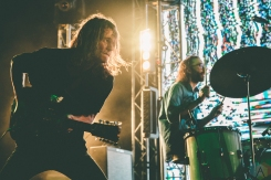 MELBOURNE, AU - DECEMBER 2: King Gizzard And The Lizard Wizard performs at Gizzfest 2017 at Melbourne Showgrounds in Melbourne, Australia on December 2, 2017. (Photo: Rick Clifford/Aesthetic Magazine)