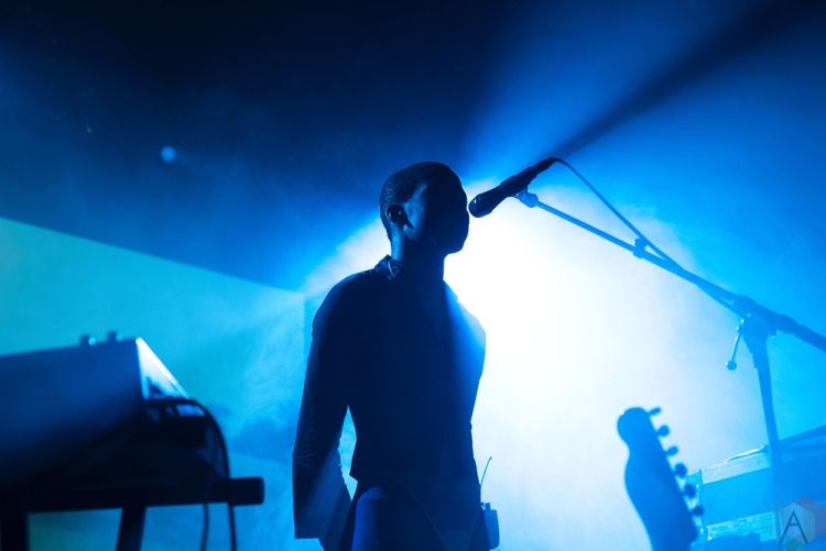 TORONTO, ON - NOVEMBER 30: La Timpa performs at Mod Club in Toronto on November 30, 2017. (Photo: Morgan Hotston/Aesthetic Magazine)