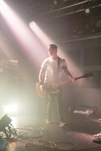 SEATTLE, WA - DECEMBER 7: Metz performs at Neumos in Seattle on December 7, 2017. (Photo: Daniel Hager/Aesthetic Magazine)