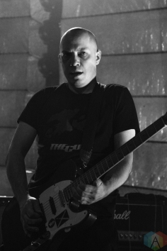 TORONTO, ON - DECEMBER 5: Mogwai performs at Danforth Music Hall in Toronto on December 5, 2017. (Photo: Morgan Hotston/Aesthetic Magazine)