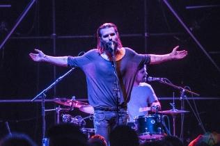 TORONTO, ON - DECEMBER 21: Reuben And The Dark performs at Danforth Music Hall in Toronto on December 21, 2017. (Photo: Nicole De Khors/Aesthetic Magazine)