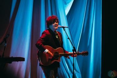 TORONTO, ON - DECEMBER 9: Ron Sexsmith performs at Massey Hall in Toronto on December 9, 2017. (Photo: David Scala/Aesthetic Magazine)