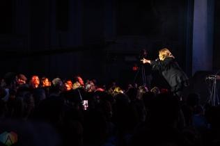 TORONTO, ON - DECEMBER 21: Serena Ryder performs at Danforth Music Hall in Toronto on December 21, 2017. (Photo: Nicole De Khors/Aesthetic Magazine)