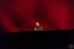 VANCOUVER, BC – Tchami performs at BC Place in Vancouver during Contact Winter Music Festival on December 27, 2017. (Photo: Ryan Deasley/Aesthetic Magazine)