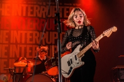 TORONTO, ON - DECEMBER 2: The Regrettes perform at The Opera House in Toronto on December 2, 2017. (Photo: Joanna Glezakos/Aesthetic Magazine)