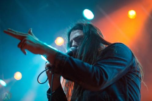 TORONTO, ON - January 19 - Attica Riots performs at Rebel in Toronto on January 19, 2018. (Photo: Brendan Albert/Aesthetic Magazine)
