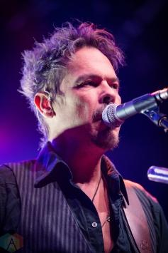TORONTO, ON - January 19 - Ian Thornley of Big Wreck performs at Rebel in Toronto on January 19, 2018. (Photo: Brendan Albert/Aesthetic Magazine)