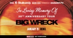 Contest: Win 2 Tickets to Big Wreck inToronto!