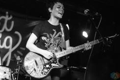 TORONTO, ON - JANUARY 30: Diet Cig performs at The Garrison in Toronto on January 30, 2018. (Photo: Morgan Harris/Aesthetic Magazine)