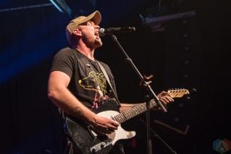 TORONTO, ON - JANUARY 19: James Barker Band performs at Phoenix Concert Theatre in Toronto on January 19, 2018. (Photo: Morgan Hotston/Aesthetic Magazine)