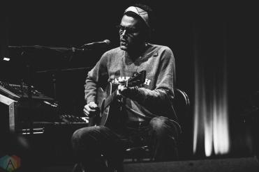 SAN FRANCISCO - JANUARY 11: John Mayer performs at The Masonic in San Francisco on January 11, 2017. (Photo: Kyle Simmons/Aesthetic Magazine)