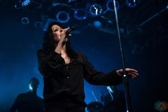 VANCOUVER, BC - JANUARY 21: K.Flay performs at Commodore Ballroom in Vancouver on January 21, 2018. (Photo: Kristina Kimlickova/Aesthetic Magazine)