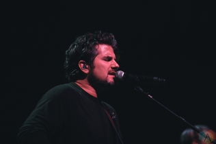 SAN FRANCISCO - JANUARY 11: Matt Nathanson performs at The Masonic in San Francisco on January 11, 2017. (Photo: Kyle Simmons/Aesthetic Magazine)