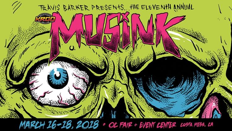 Musink Festival 2018