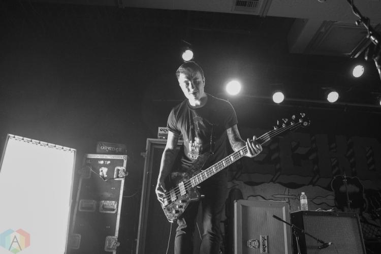 TAMPA, FL - JANUARY 27: Seaway performs at The Orpheum in Tampa, Florida on January 27, 2018. (Photo: Jordan Miller/Aesthetic Magazine)