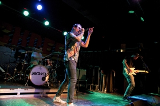 TAMPA, FL - JANUARY 27: Seaway performs at The Orpheum in Tampa, Florida on January 27, 2018. (Photo: Jordan Miller/Aesthetic Magazine)