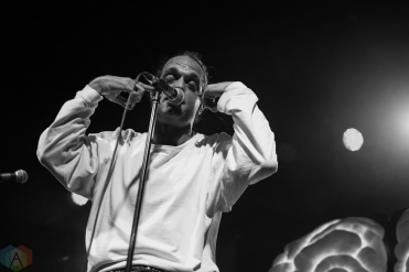 VANCOUVER, BC - JANUARY 21: Sir Sly performs at Commodore Ballroom in Vancouver on January 21, 2018. (Photo: Kristina Kimlickova/Aesthetic Magazine)